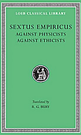 Against physicists, Against ethicists III. - L311