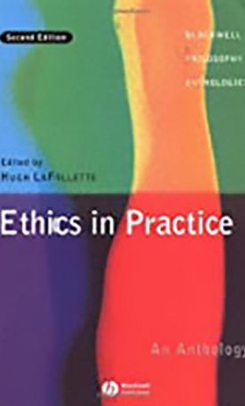 Ethics in Practice - An Anthology