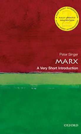 Marx - A Very Short Introduction