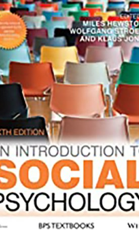 Introduction to Social Psychology, An
