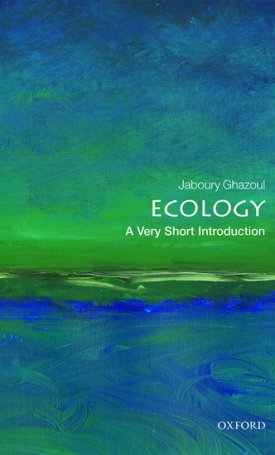 Ecology - A Very Short Introduction