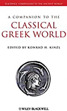Companion to the Classical Greek World, A