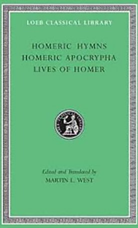 Homeric Hymns - Homeric Apocrypha - Lives of Homer - L496