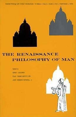 Renaissance Philosophy of Man