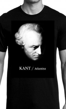 Atlantisz-póló - Kant - unisex XL