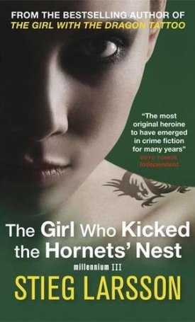 Girl Who Kicked the Hornets` Nest, The