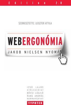 Webergonómia- Jacob Nielsen nyomán