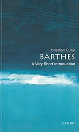 Barthes - A Very Short Introduction
