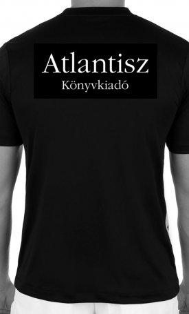 Atlantisz-póló - Foucault - unisex M