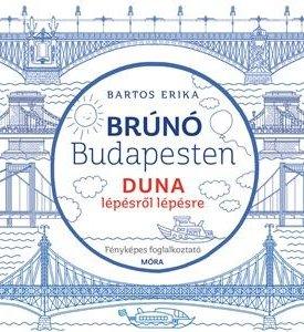 Brúnó Budapesten 5. Duna - Fényképes foglalkoztató