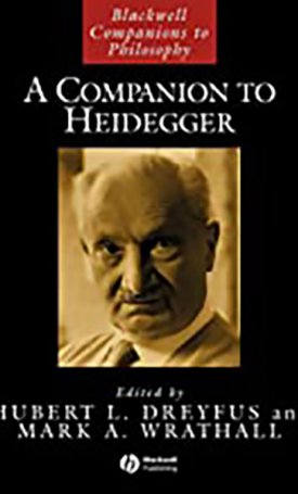 Companion to Heidegger, A