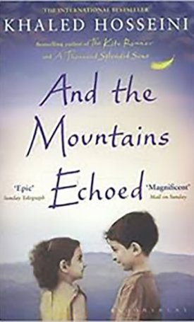 And the Mountains Echoed - PB