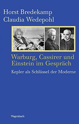 Warburg, Cassirer und Einstein im Gespräch