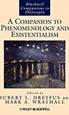 Companion to Phenomenology and Existentialism, A