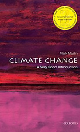 Climate Change - A Very Short Introduction