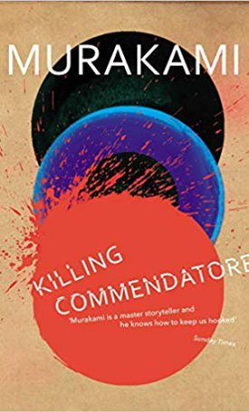 Killing Commendatore (paperback)