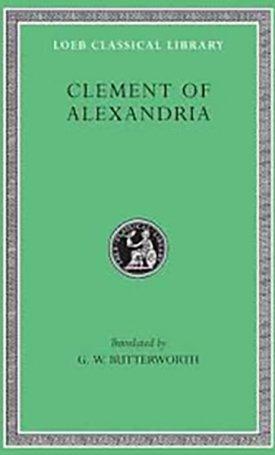 Clement of Alexandria - L92
