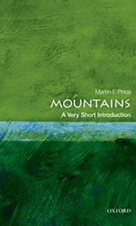 Mountains - A Very Short Introduction