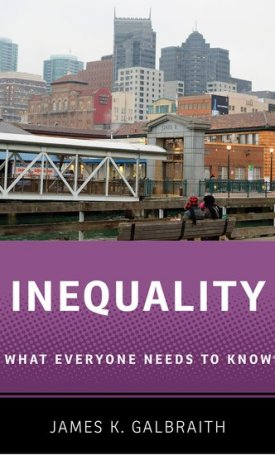 Inequality - What Everyone Needs to Know