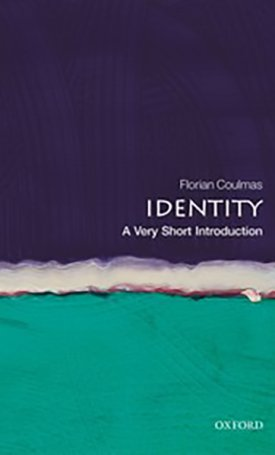 Identity - A Very Short Introduction