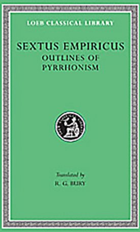 Outlines of pyrrhonism I. - L273