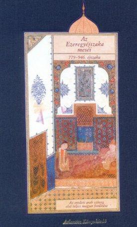 Az Ezeregyéjszaka meséi - VI. kötet