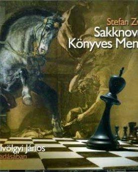 Sakknovella, Könyves Mendel - Hangoskönyv Gálvölgyi János előadásában 3 CD