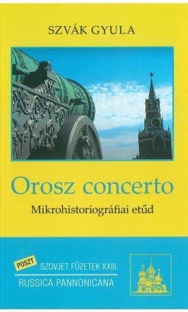 Orosz concerto