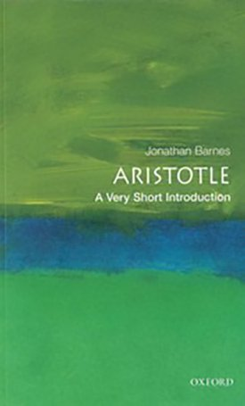 Aristotle - A Very Short Introduction