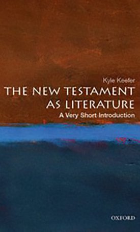 The New Testament as Literature - A Very Short Introduction