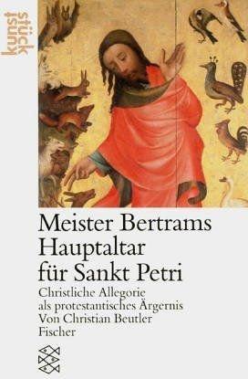 Meister Bertram, Der Hochaltar für Sankt Petri