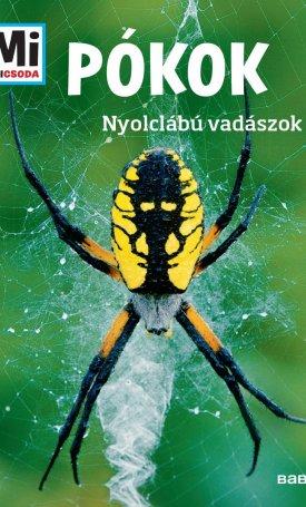 Mi MICSODA Pókok - Nyolclábú vadászok