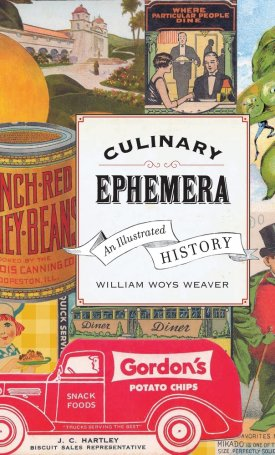 Culinary Ephemera - An Illustrated History