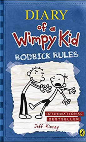 Diary of a Wimpy Kid 2. : Rodrick Rules