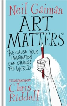 Art Matters - Because Your Imagination Can Change the World