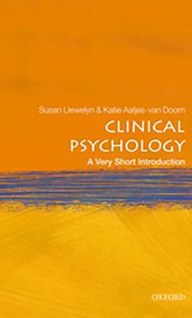 Clinical Psychology - A Very Short Introduction