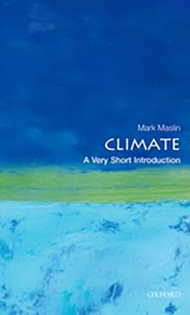 Climate - A Very Short Introduction