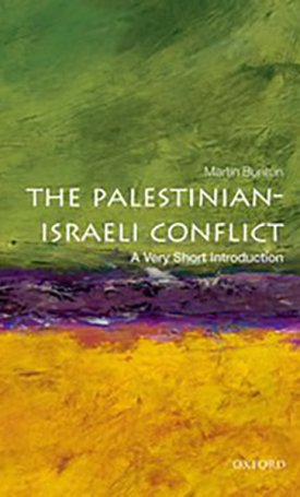The Palestinian-Israeli Conflict - A Very Short Introduction