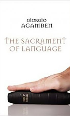 Sacrament of Language, The