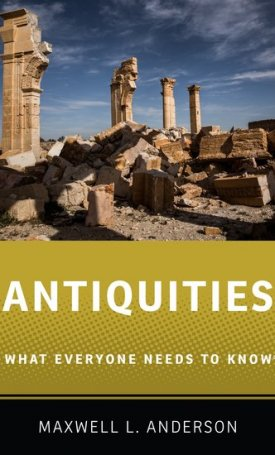 Antiquities - What Everyone Needs to Know