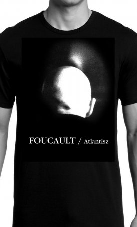 Atlantisz-póló - Foucault - unisex S