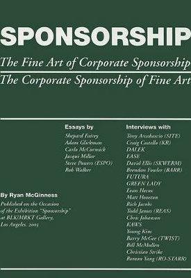 Sponsorship - The Fine Art of Corporate Sponsorship - The Corporate Sponsorship of Fine Art