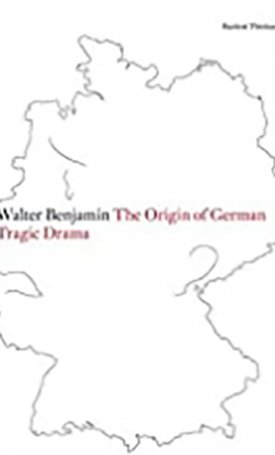 Origin of german tragic drama, The