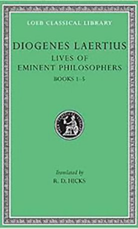 Lives of Eminent Philosophers I - L184