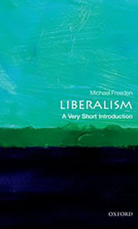 Liberalism - A Very Short Introduction