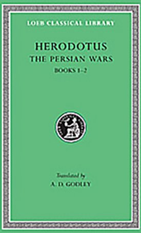The Persian Wars: Volume I - Books 1-2 - L117