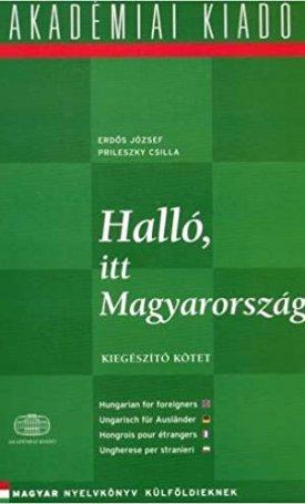 Halló, itt Magyarország! – Kiegészítő kötet (Supplementary book)