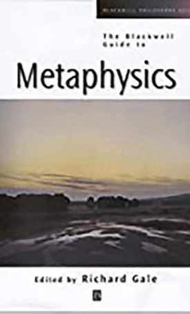 Blackwell Guide to Metaphysics