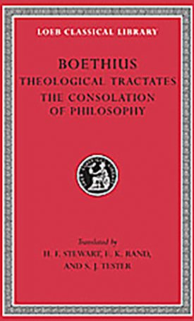 Theological Tractates and The Consolation of Philosophy - L74