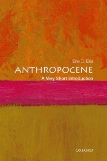 Anthropocene - A Very Short Introduction